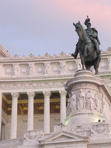 Vittorio Emmanuelle monument