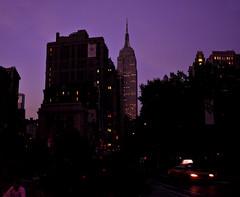 New York City (Surrealplaces) Tags: new york city newyorkcity urban newyork skyline night centralpark empirestatebuilding gotham brookylnbridge