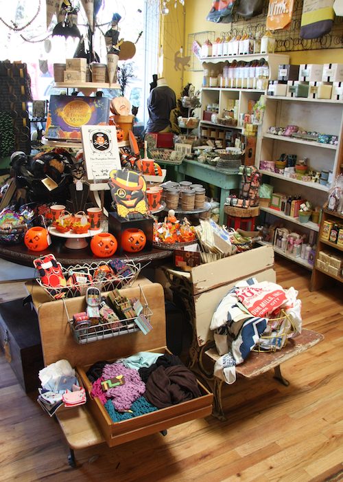 Pome Halloween Display with The Pumpkin Dream in Denver