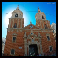Iglesia Mayor de San Fernando (Jos Francisco_(Fuen446)) Tags: andaluca iglesia sanfernando cdiz panormica callereal iglesiamayor