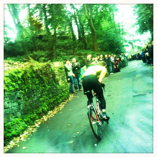 Rake hill climb
