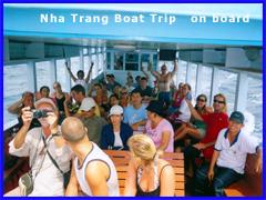 Nha Trang Boat