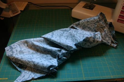 apron binding