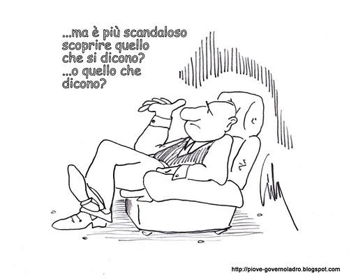 Scandalose Intercettazioni by Livio Bonino
