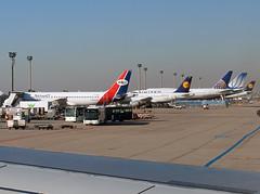 7O-AFB A320-233 (Irish251) Tags: germany airport frankfurt main msn fra eddf 4690 yemenia a320233 7oafb