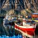 Boat in Isafjordur