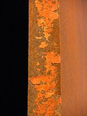 Richard Serra's Vortex (Diorama Sky) Tags: sculpture orange vortex color art texture metal museum rust texas steel oxidation artmuseum fortworth richardserra corten mamfw modernartmuseumoffortworth monumentalart fortworthculturaldistrict dioramasky