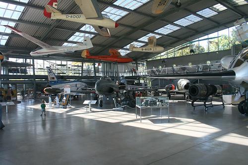 Mittlere Halle - Flugwerft Schleißheim