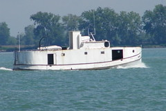 Nancy K (Commercial Fishing Boat) (off Grosse Ile, Michigan)