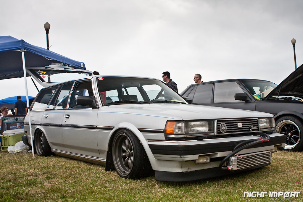 Old School Japanese Drift Cars