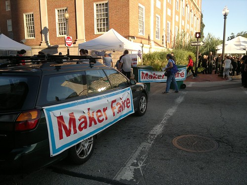 Now Entering the RI Mini Maker Faire 2011