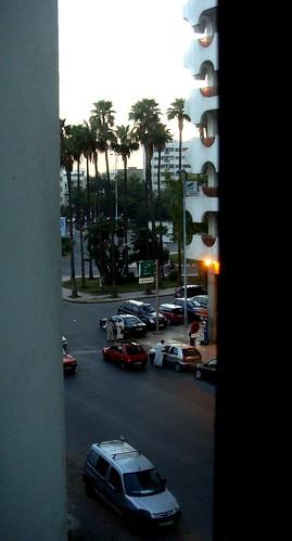 Casablanca, Morocco, www.fromthewindow.net
