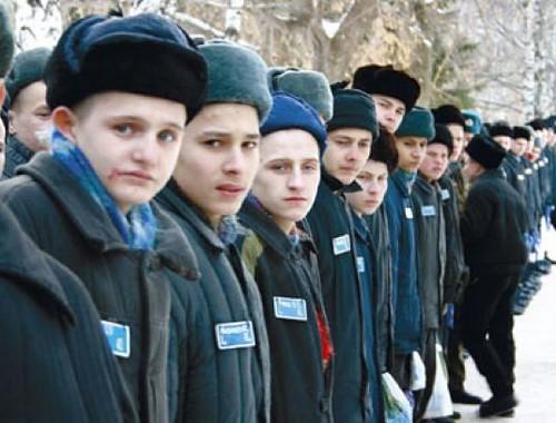 children in prison (russia)