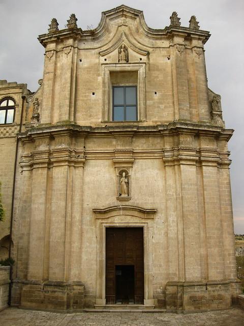 art church arte basilicata chiesa matera scultura