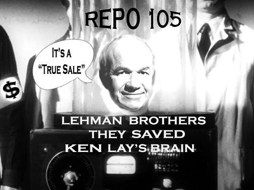 Ken Lay's Brain 2