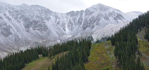 a basin snow 2