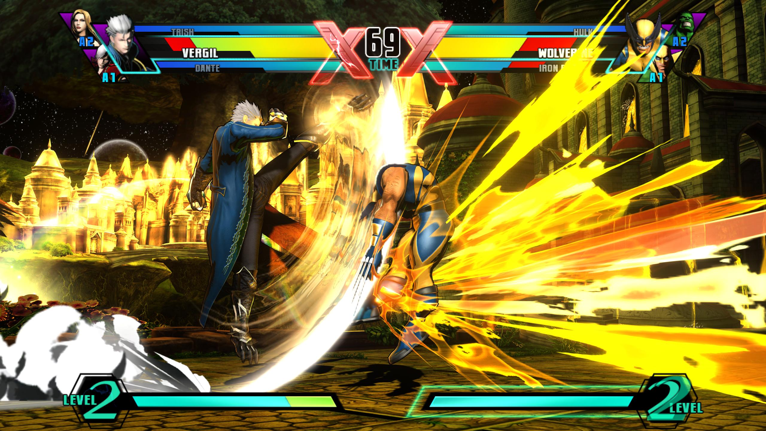 Vergil dans Ultimate Marvel vs. Capcom 3 6150586145_fc12a69400_o