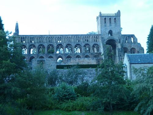 Jedburgh Abbey,Jedburgh