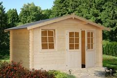 Caseta de jardin Arbon