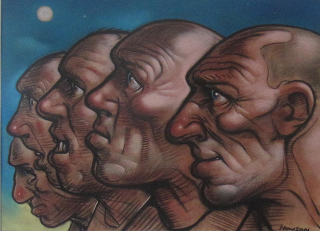 Untitled by Peter Howson