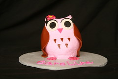 "Owl smash cake • <a style=""font-size:0.8em;"" href=""http://www.flickr.com/photos/60584691@N02/6153197003/"" target=""_blank"">View on Flickr</a>"