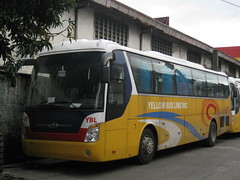 Yellow Bus Line Inc A-26 - JAC Universe Coach (Next Base II ) Tags: city bus hotel coach model shot suspension 26 air engine location number airconditioned co chassis seating operation ltd configuration coaches provincial sogo jac manufacturer anhui caloocan 2x2 classification hk6124am1 hfc6124kayd3