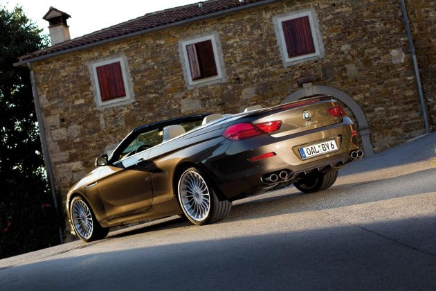 BMW ALPINA B6 BITURBO CONVERTIBLE