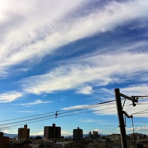 今日の写真 No.377 – 昨日Instagramへ投稿した写真(2枚)/iPhone4+Camera+