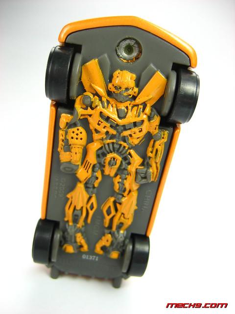 Metal Heroes Series: Bumblebee
