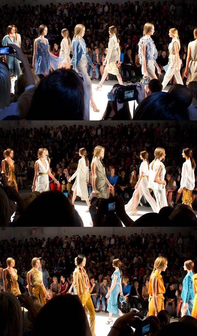 Elie Tahari Spring 2012 New York Fashion Week