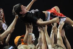 Jesse Den (High Post Online) Tags: senior night football vs derry latrobe 2011 fbsr