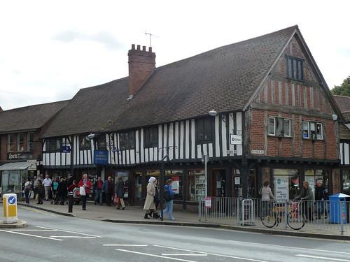 Architecture, Stratford upon Avon