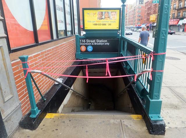 metro's zijn dicht