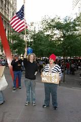 Day 3 Occupy Wall Street 2011 Shankbone 6