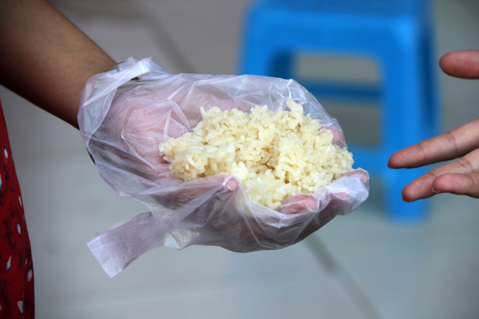 Sticky Rice in Sanjiang, China