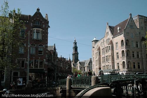 Amsterdam - Westermarkt