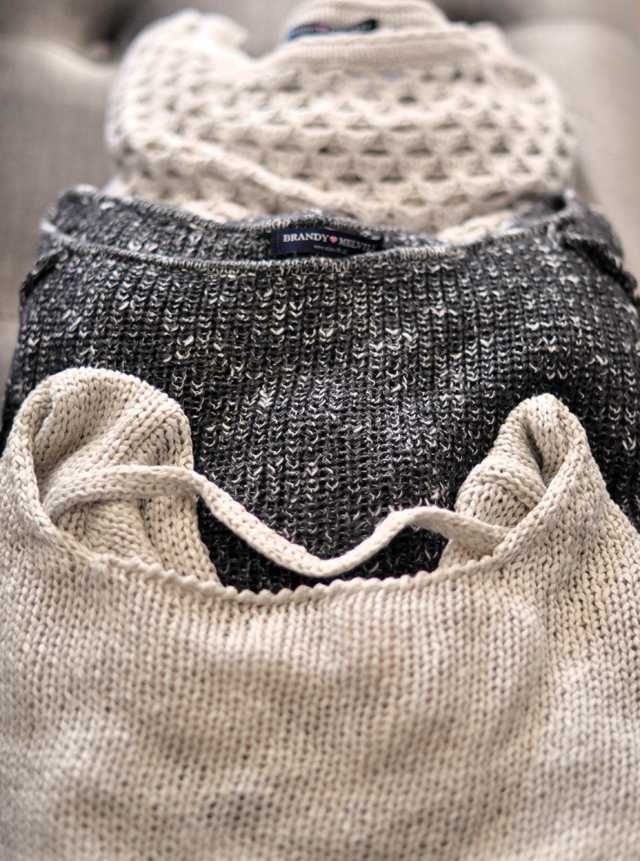 Brandy Melville sweaters