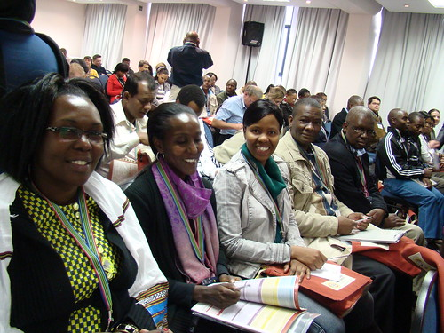 Pre-Congress Workshop South Africa