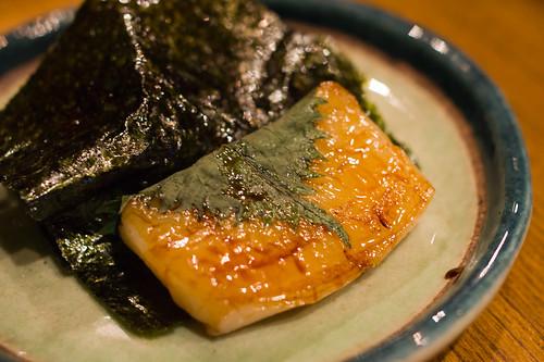 日式燒年糕