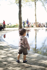IMG_8265 (Joanne H Pio Photography) Tags: nyc newyorkcity trees lake fountain field fashion breakfast downtown cityscape child baseball centralpark runners canon5d waffles abs wallst sarabeths woodenbench