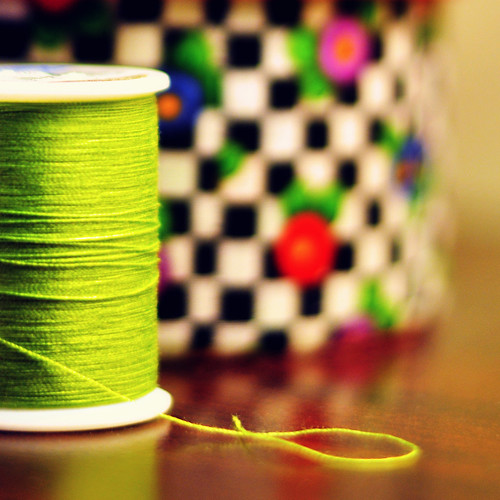 263:365 A Stitch in Time... by graceoverus