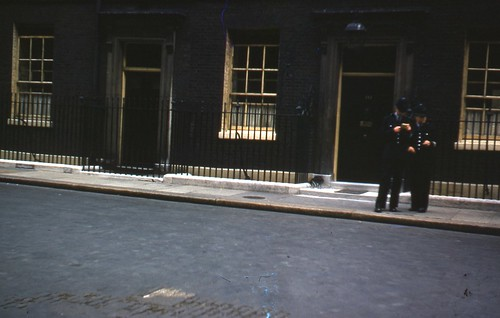 #10 Downing Street London
