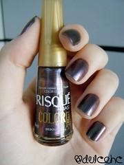 Risqué - Besouro (dulcehc) Tags: nail polish risque besouro esmalte coloreffect