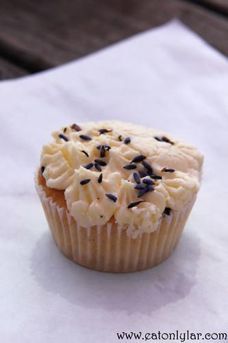 Lavender Cake, Mayfield Lavender