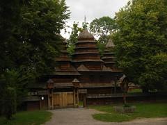 Museu de arquitectura popular de Lviv, Ucrânia