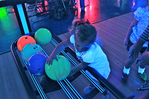 Bowling with Friends