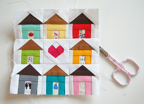 Teeny Houses