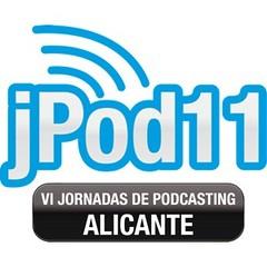 VI Jornadas de Podcasting. jPod11