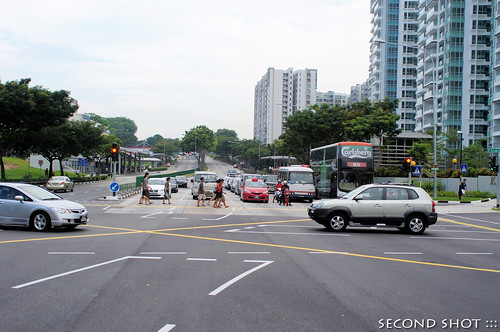 Upper Serangoon - Tampines - Simon Rd Junction