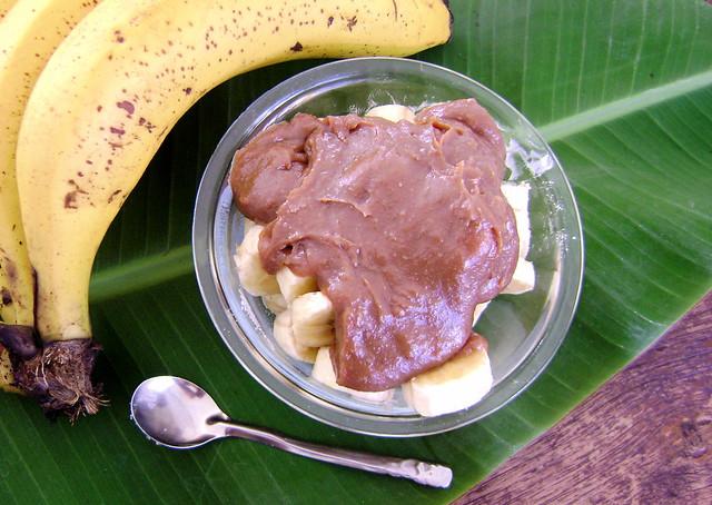 Brigadeiro de banana